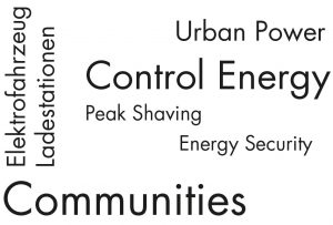 Communities, Control Energy, Urban Power, Elektrofahrzeug Ladestationen, Peak Shaving, Energy Security